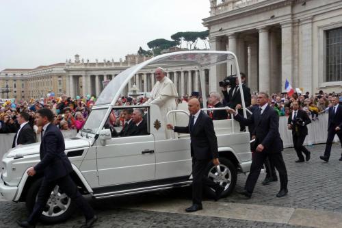 Vatikan-/ Romreise 2016