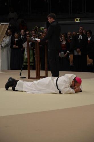 Bischofsweihe Hermann Glettler