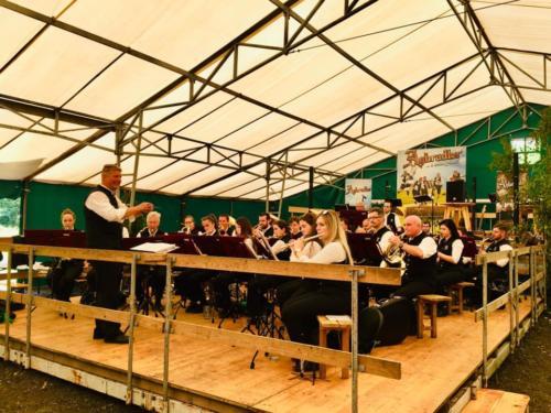 40 Jahre MV Weinitzen, 95 Jahre MV Großstübing