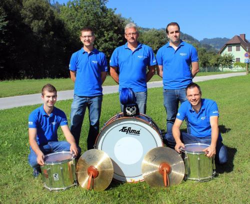 Schlagzeug# Eine schlagkräftige und schlagfertige Truppe - Tag und Nacht.