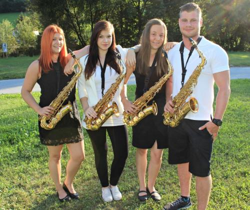 Altsaxophon# Das Altsax-Register - die Kings und Queens of Swing.